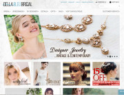bellableubridal-ecommerce website